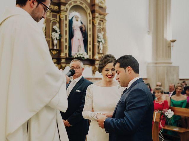 La boda de Jesús y Isabel en Villarrubia De Los Ojos, Ciudad Real 26