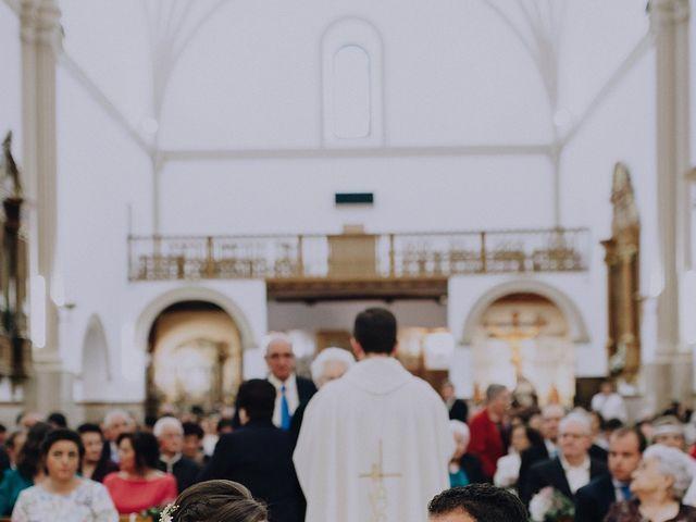 La boda de Jesús y Isabel en Villarrubia De Los Ojos, Ciudad Real 27