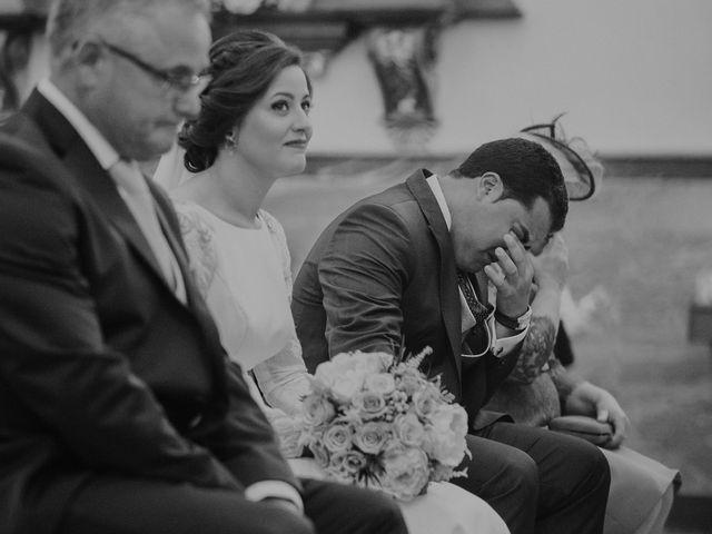 La boda de Jesús y Isabel en Villarrubia De Los Ojos, Ciudad Real 28