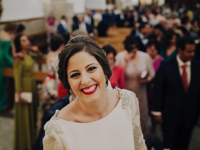 La boda de Jesús y Isabel en Villarrubia De Los Ojos, Ciudad Real 29