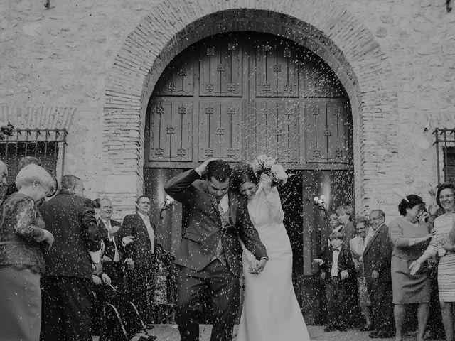 La boda de Jesús y Isabel en Villarrubia De Los Ojos, Ciudad Real 30