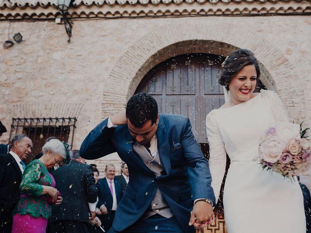 La boda de Jesús y Isabel en Villarrubia De Los Ojos, Ciudad Real 31