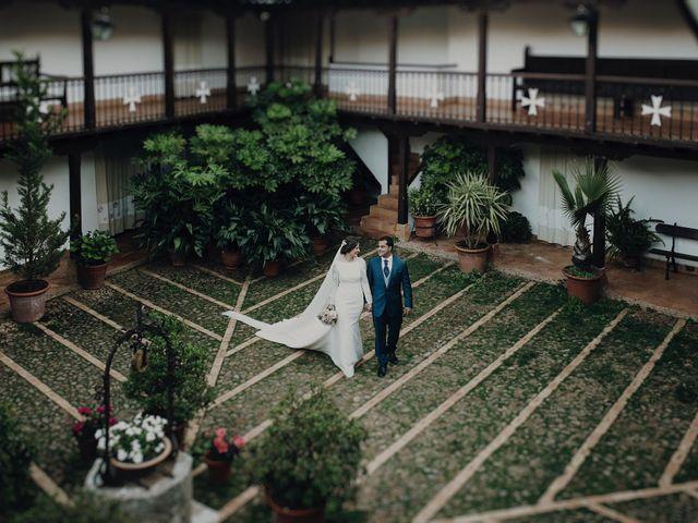 La boda de Jesús y Isabel en Villarrubia De Los Ojos, Ciudad Real 33