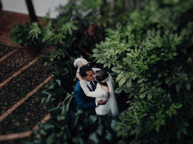 La boda de Jesús y Isabel en Villarrubia De Los Ojos, Ciudad Real 36
