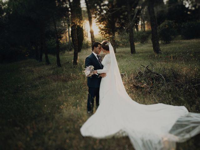 La boda de Jesús y Isabel en Villarrubia De Los Ojos, Ciudad Real 37