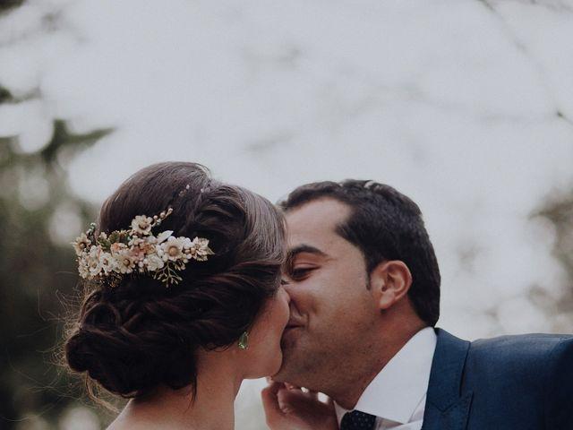 La boda de Jesús y Isabel en Villarrubia De Los Ojos, Ciudad Real 48