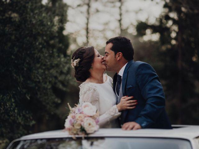 La boda de Jesús y Isabel en Villarrubia De Los Ojos, Ciudad Real 49