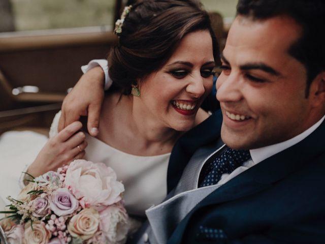 La boda de Jesús y Isabel en Villarrubia De Los Ojos, Ciudad Real 51