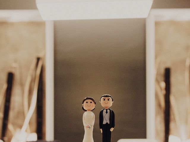 La boda de Jesús y Isabel en Villarrubia De Los Ojos, Ciudad Real 57