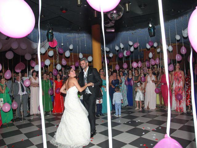 La boda de Raúl y Maria en Nuñomoral, Cáceres 47