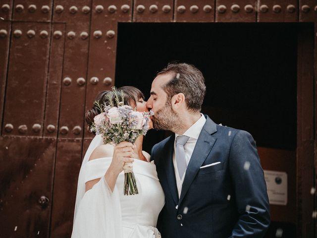 La boda de Antonio y Ana en Espartinas, Sevilla 33