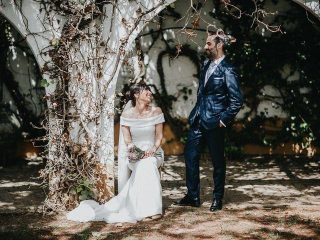 La boda de Antonio y Ana en Espartinas, Sevilla 40