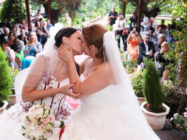 La boda de Núria y Mireya en Montornes Del Valles, Barcelona 10