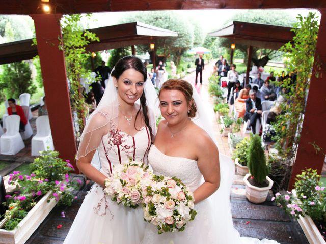 La boda de Núria y Mireya en Montornes Del Valles, Barcelona 1