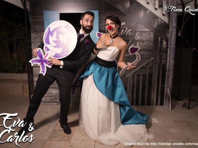 La boda de Eva y Carlos