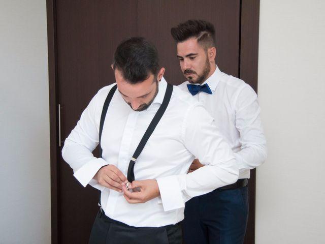 La boda de Cristian y Diana en Torrellano, Alicante 8