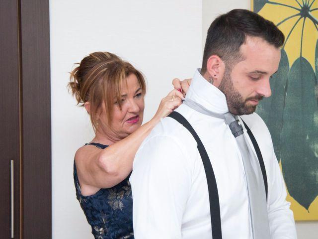 La boda de Cristian y Diana en Torrellano, Alicante 16
