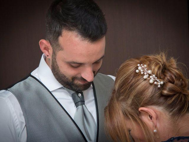 La boda de Cristian y Diana en Torrellano, Alicante 19