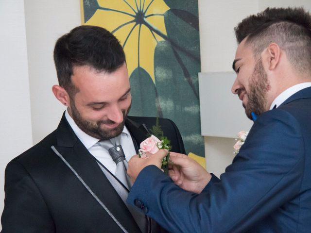 La boda de Cristian y Diana en Torrellano, Alicante 21