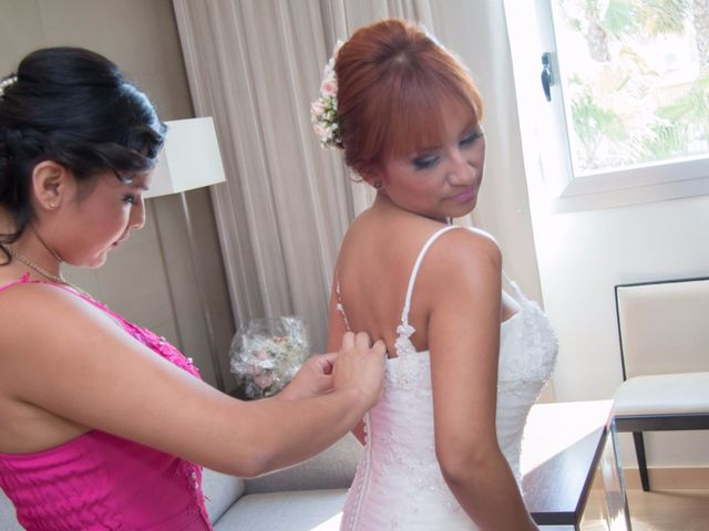 La boda de Cristian y Diana en Torrellano, Alicante 30
