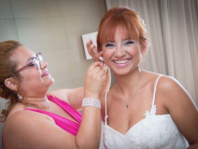 La boda de Cristian y Diana en Torrellano, Alicante 36