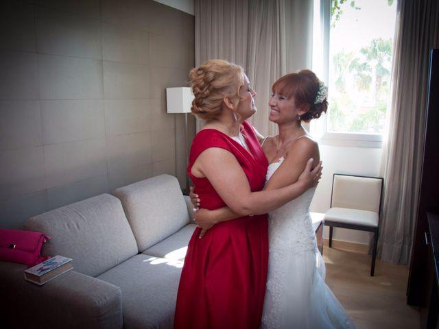 La boda de Cristian y Diana en Torrellano, Alicante 37