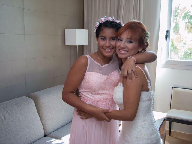La boda de Cristian y Diana en Torrellano, Alicante 38
