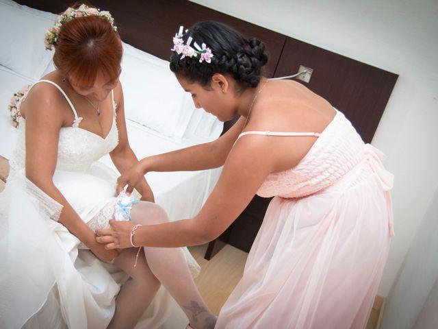 La boda de Cristian y Diana en Torrellano, Alicante 42