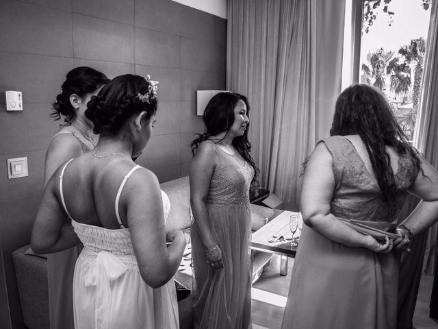 La boda de Cristian y Diana en Torrellano, Alicante 45