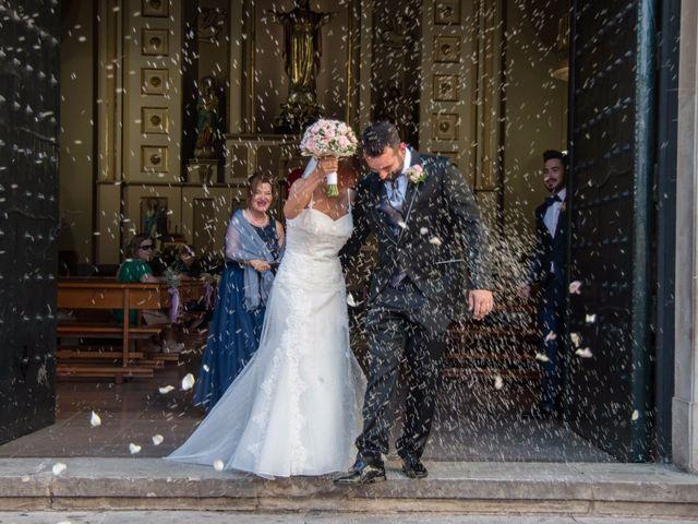 La boda de Cristian y Diana en Torrellano, Alicante 50