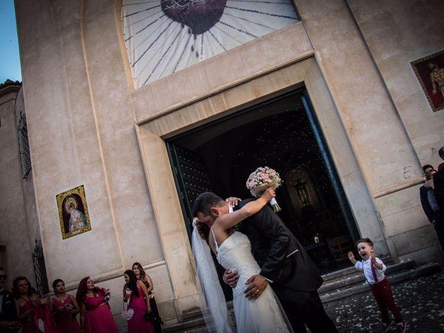 La boda de Cristian y Diana en Torrellano, Alicante 51