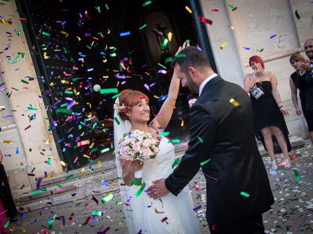 La boda de Cristian y Diana en Torrellano, Alicante 52