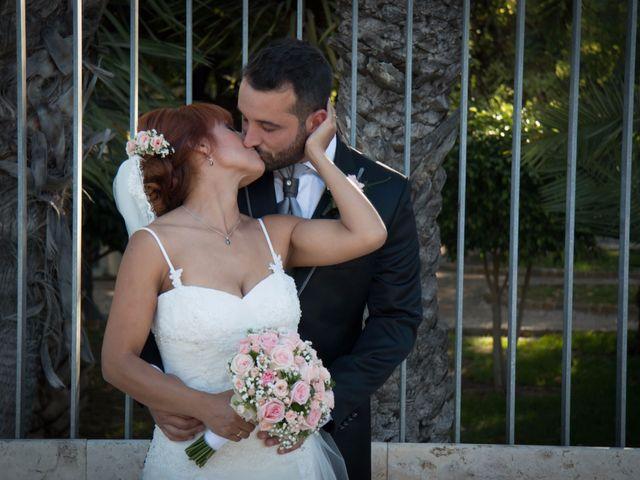 La boda de Cristian y Diana en Torrellano, Alicante 53