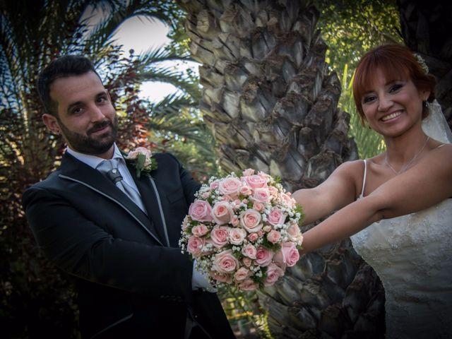 La boda de Cristian y Diana en Torrellano, Alicante 55