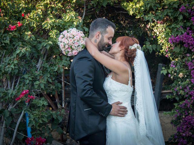 La boda de Cristian y Diana en Torrellano, Alicante 56