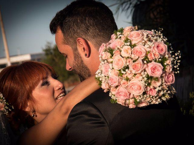 La boda de Cristian y Diana en Torrellano, Alicante 57
