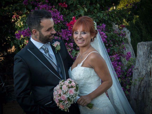 La boda de Cristian y Diana en Torrellano, Alicante 58