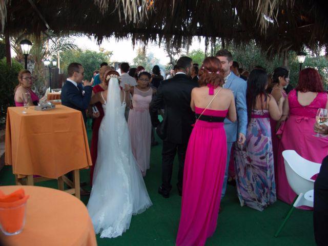 La boda de Cristian y Diana en Torrellano, Alicante 59