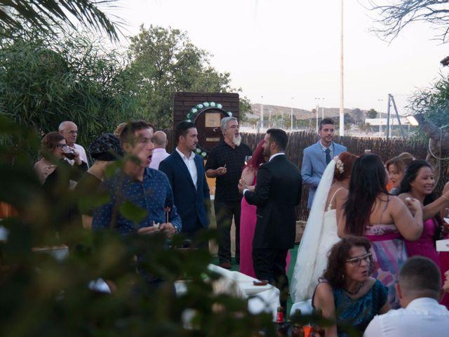 La boda de Cristian y Diana en Torrellano, Alicante 60