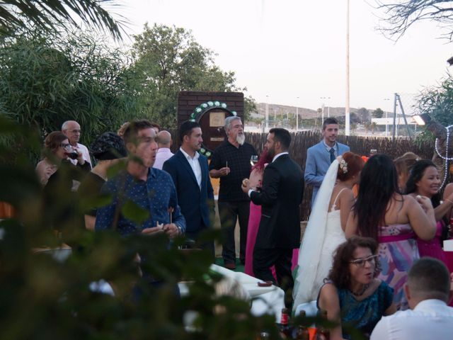 La boda de Cristian y Diana en Torrellano, Alicante 61