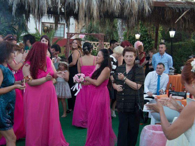 La boda de Cristian y Diana en Torrellano, Alicante 63