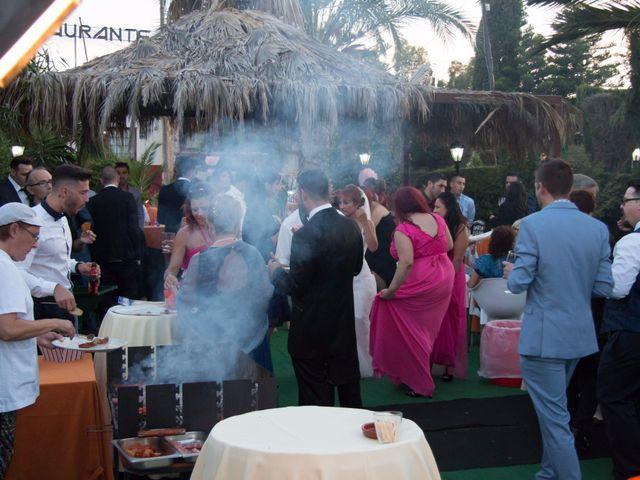 La boda de Cristian y Diana en Torrellano, Alicante 64