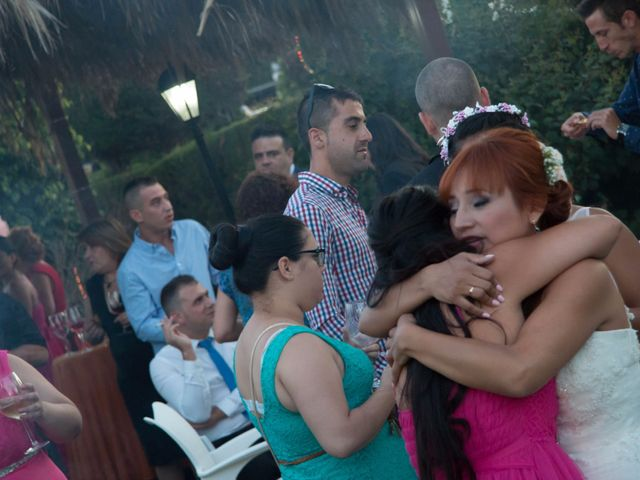 La boda de Cristian y Diana en Torrellano, Alicante 65