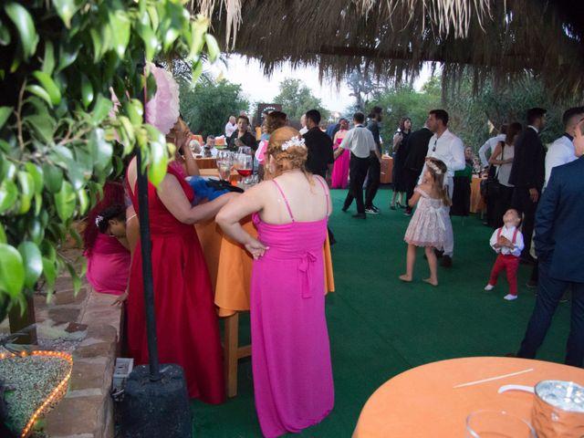 La boda de Cristian y Diana en Torrellano, Alicante 66