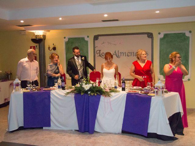 La boda de Cristian y Diana en Torrellano, Alicante 67