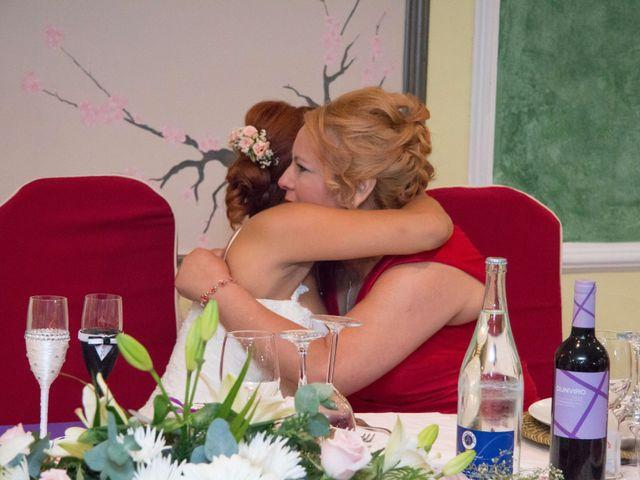 La boda de Cristian y Diana en Torrellano, Alicante 68