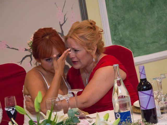 La boda de Cristian y Diana en Torrellano, Alicante 69