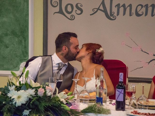 La boda de Cristian y Diana en Torrellano, Alicante 71