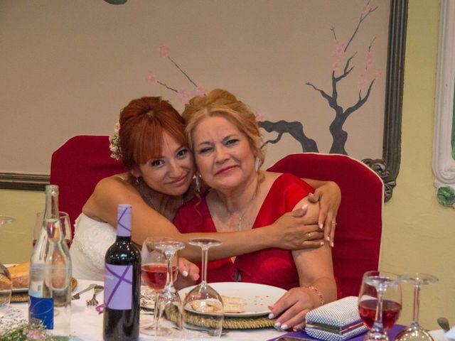 La boda de Cristian y Diana en Torrellano, Alicante 73