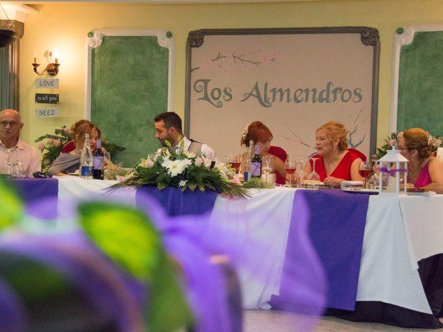 La boda de Cristian y Diana en Torrellano, Alicante 74